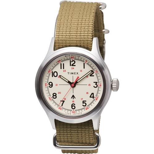 Timex Todd Snyder Military Set Watch - Nylon Strap (For Men)