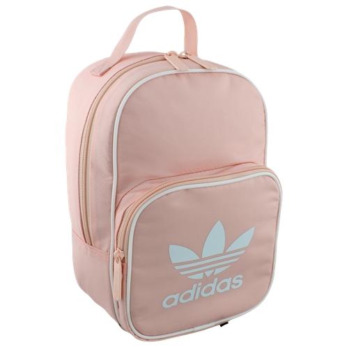 Adidas Originals adidas Originals Santiago Lunch Bag / Icey Pink/White