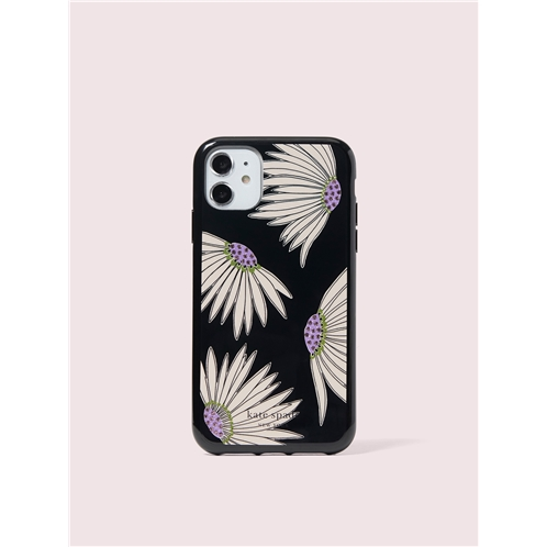 Kate spade jeweled falling flower iphone 11 case