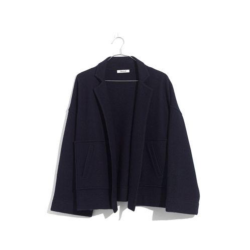 MADEWELL Lisbon Sweater Jacket