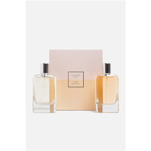 Zara NUDE BOUQUET + CASHMERE ROSE 100 ML
