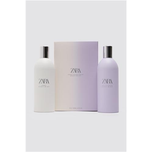 Zara TWILIGHT MAUVE BODY MIST + FEMME BODY MIST 100 ML
