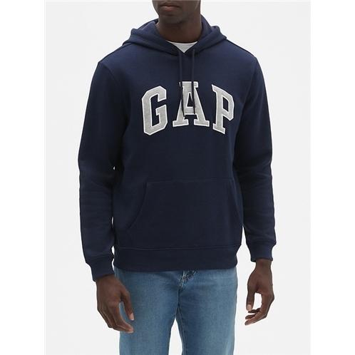 Gapfactory Gap Logo Fleece Hoodie
