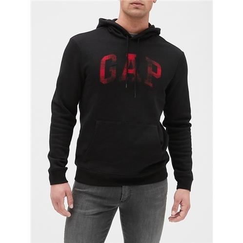 Gapfactory Gap Logo Pullover Hoodie