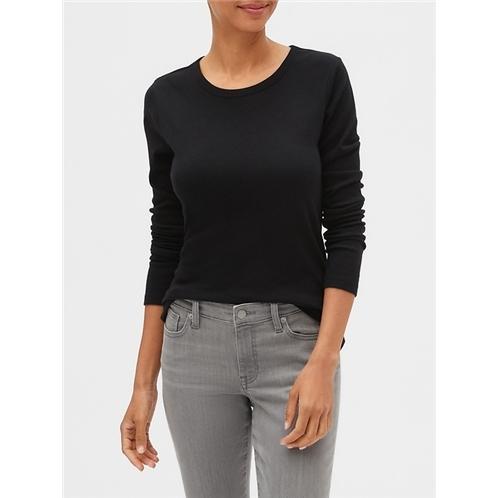 Gapfactory Long Sleeve Favorite T-Shirt