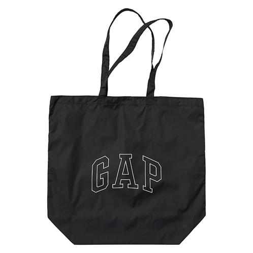 Gap Nylon shopping tote