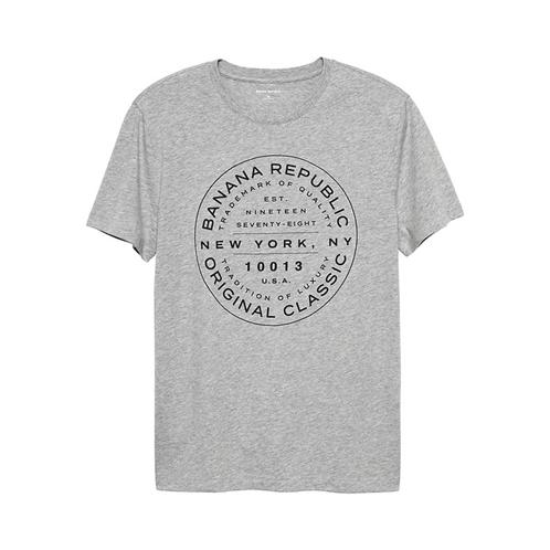 bananarepublic City Logo Graphic T Shirt