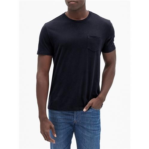 Gap Everyday Crewneck Pocket T-Shirt