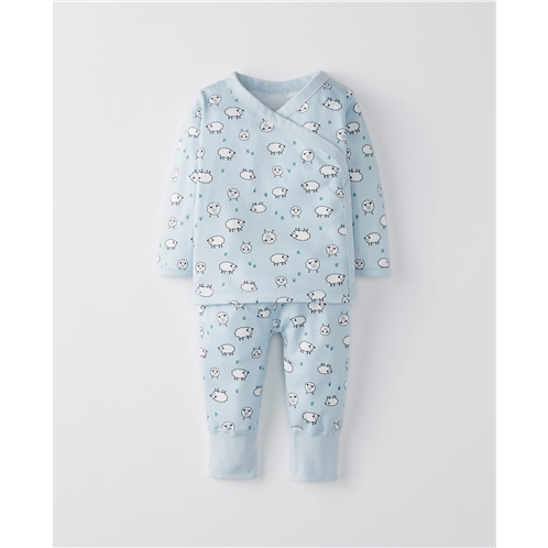 Hannaandersson Wiggle Set In Organic Pima Cotton