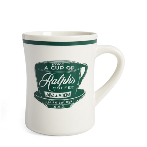Polo Ralph Lauren Ralphs Coffee Mug