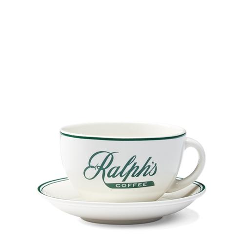 Polo Ralph Lauren Ralphs Coffee Cup & Saucer