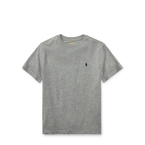 Polo Ralph Lauren Cotton Jersey Crewneck T-Shirt