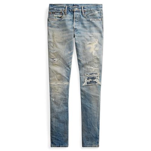 Polo Ralph Lauren Sullivan Slim Distressed Jean