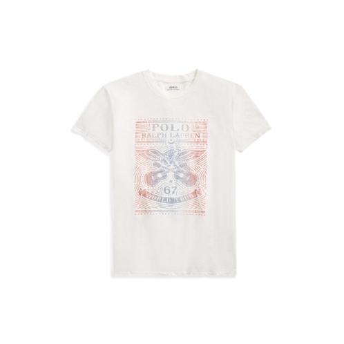 Polo Ralph Lauren Concert Jersey Graphic T-Shirt