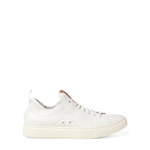 Polo Ralph Lauren Dunovin Leather Sneaker