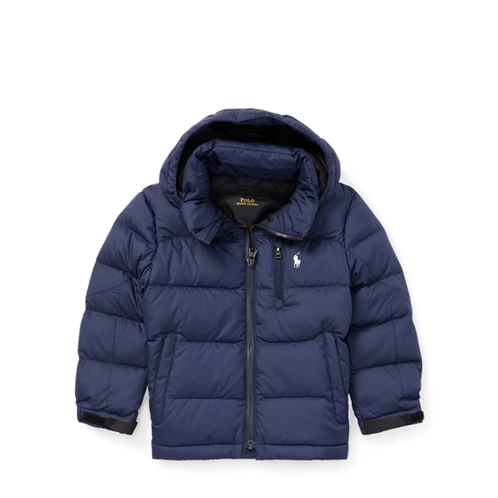 Polo Ralph Lauren Quilted Ripstop Down Jacket