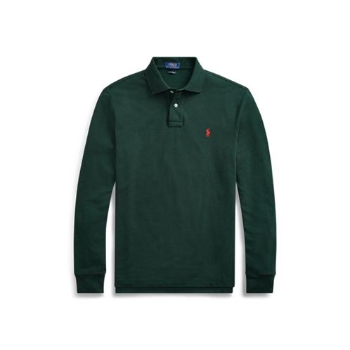 Polo Ralph Lauren Custom Slim Long-Sleeve Polo
