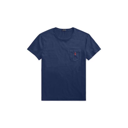 Polo Ralph Lauren Custom Slim Fit Pocket T-Shirt