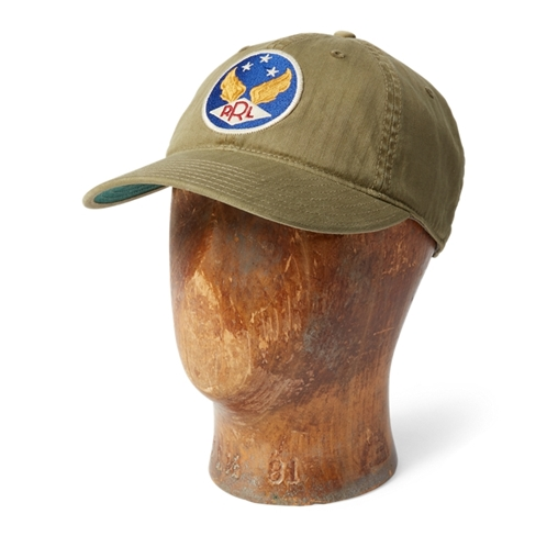 Polo Ralph Lauren Garment-Dyed Twill Ball Cap