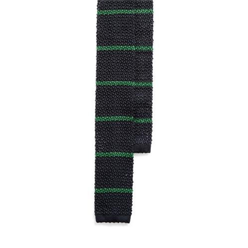 Polo Ralph Lauren Striped Knit Silk Tie