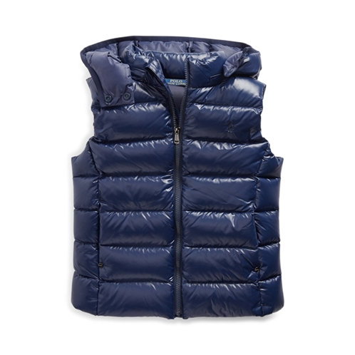 Polo Ralph Lauren Quilted Down Vest