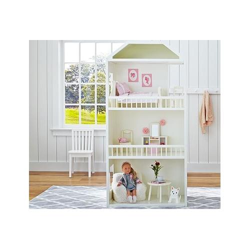 Potterybarn Woodbury Goetz Dollhouse For Kids