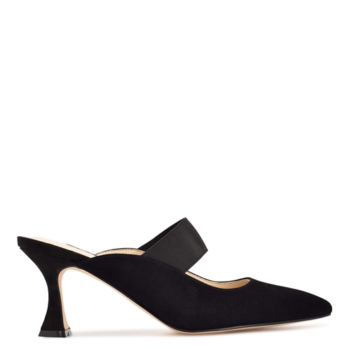 NINEWEST Watchit Pointy Toe Mules