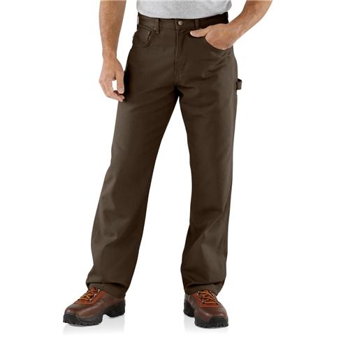 Carhartt B159 Canvas Carpenter Jeans (For Men)