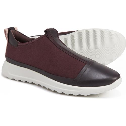 ECCO Flexure Runner Sneakers - Slip-On (For Women)