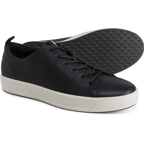 ECCO Made in Portugal Soft 8 Casual Sneakers - Leather (For Men)