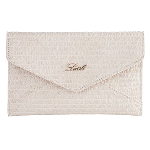 Lacle Envelope Evening Cocktail Wedding Party Clutch Shoulder Bag for Woman