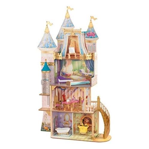 KidKraft Disney Princess Royal Celebration Dollhouse
