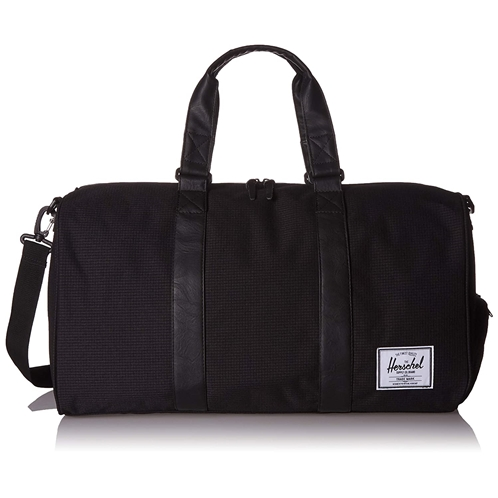 Herschel Novel Duffle Bag, Black, One Size