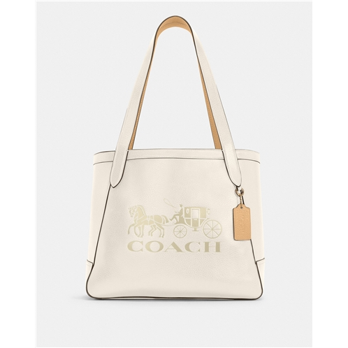 COACH Horse And Carriage Tote With Horse And Carriage