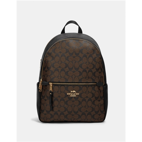 COACH Addison Backpack in Signature Canvas