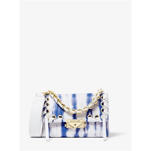 MICHAEL Michael Kors Cece Extra-Small Tie Dye Leather Crossbody Bag