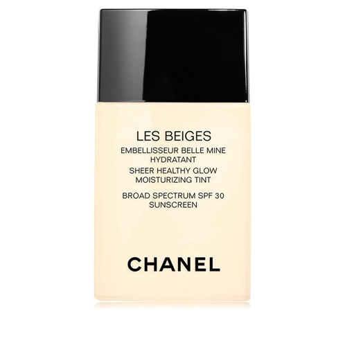 CHANEL LES BEIGES SHEER HEALTHY GLOW Moisturizing Tint Broad Spectrum SPF 30