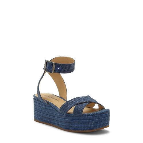 Lucky Brand Bikaro Ankle Strap Wedge Sandal