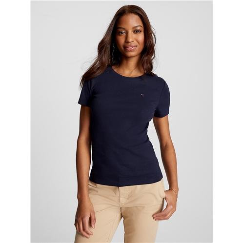 TOMMY HILFIGER Essential Favorite Crewneck T-Shirt