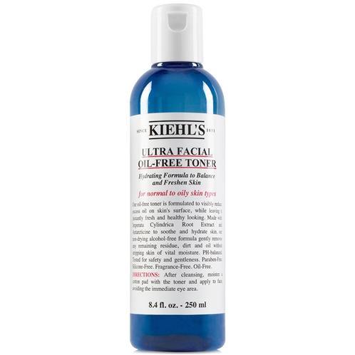 Kiehl Ultra Facial Oil-Free Toner, 8.4-oz.