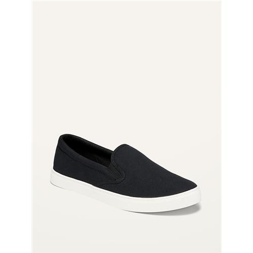 Oldnavy Canvas Slip-On Sneakers for Women