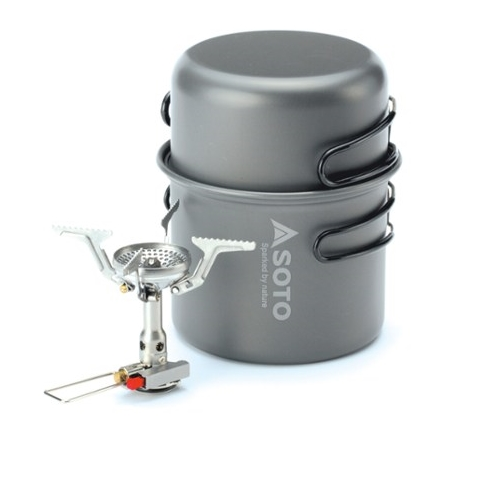 Soto Amicus Stove Cookset Combo