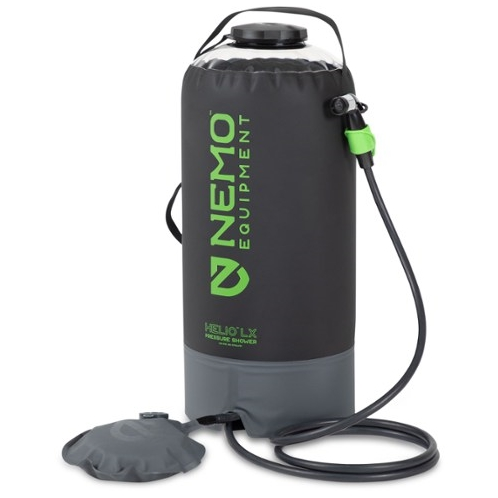 NEMO Helio LX Pressure Shower - 22 Liters
