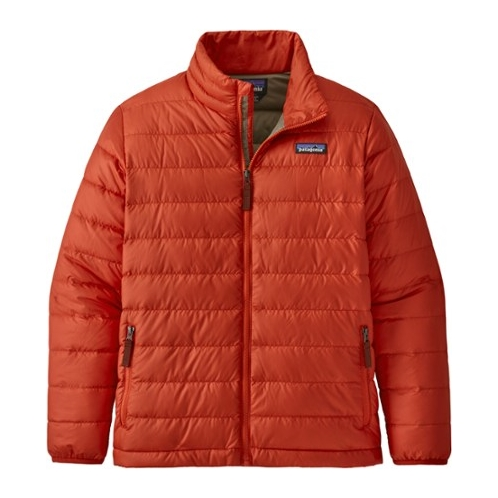 Patagonia Down Sweater Jacket - Boys