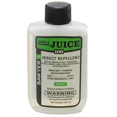 Sawyer Jungle Juice 100 Insect Repellent - 98 Percent DEET - 2.5 fl. oz.