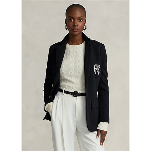 Polo Ralph Lauren Knit Cotton Blazer