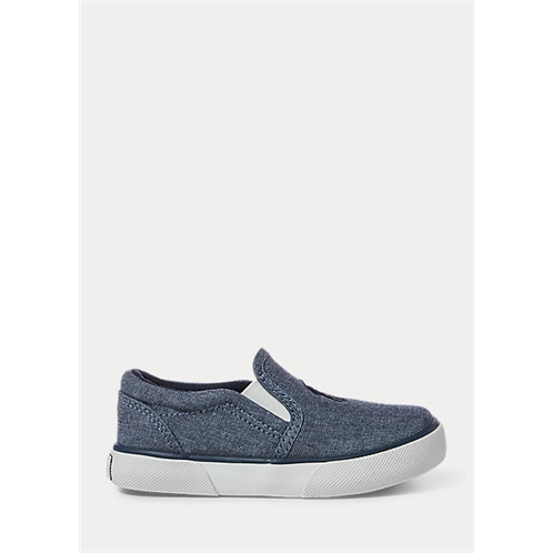 Polo Ralph Lauren Bal Harbour II Slip-On Sneaker