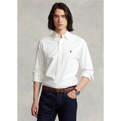 Polo Ralph Lauren Classic Fit Garment Dyed Oxford Shirt