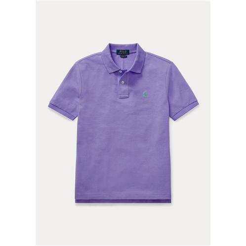 Polo Ralph Lauren Cotton Mesh Polo Shirt