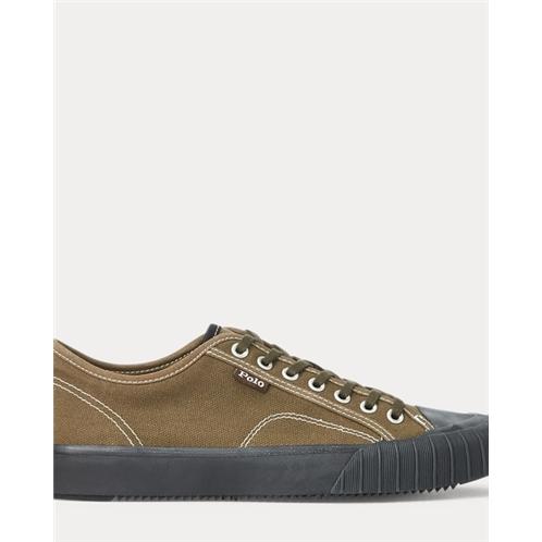 Xander Canvas Low-Top Sneaker